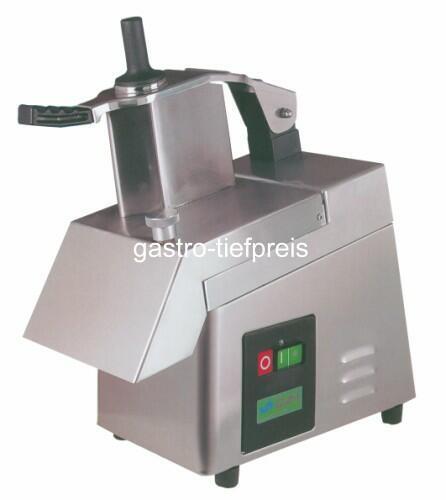 Käsereibemaschinen und Gemüseschneidemaschinen