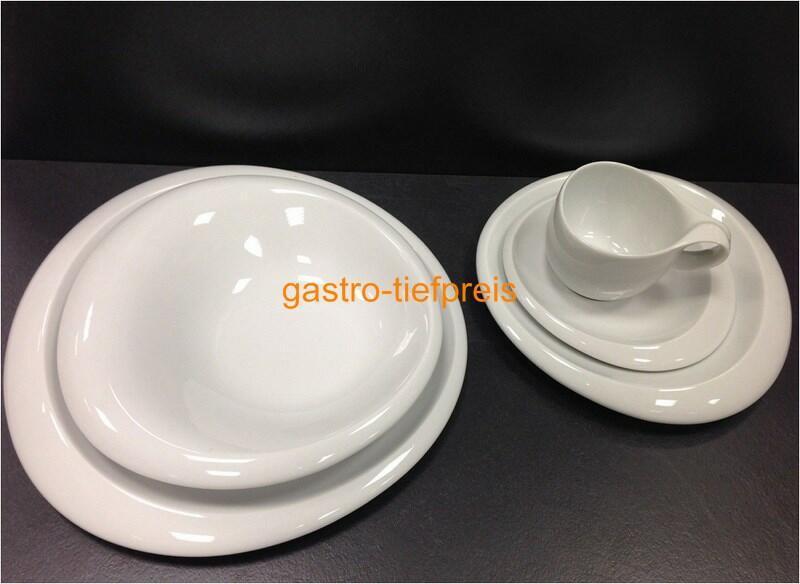 Porzellan und Geschirr-Serien