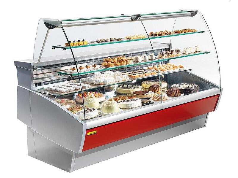 Kühltheken und Kühlvitrinen