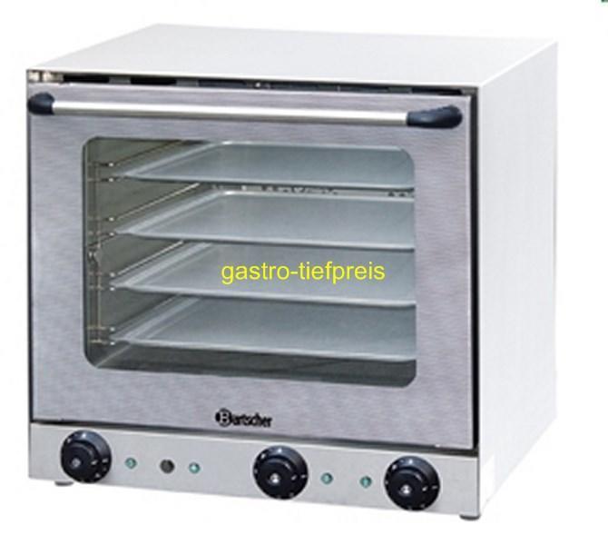 Heißluftöfen/Bäckeröfen