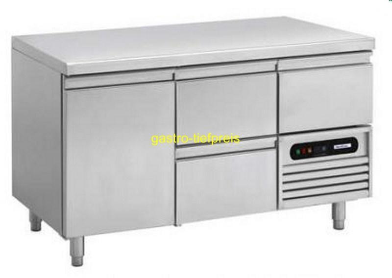 Kühltische und Tiefkühltische