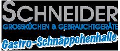 Gastro Schnäppchenhalle